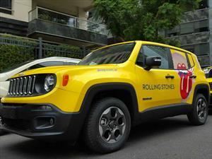 El Jeep Renegade es Stone