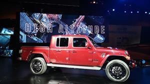 Jeep Wrangler y Gladiator High Altitude 2020, más lujo y menos off road