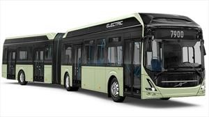 Volvo 7900 Electric Articulated debuta