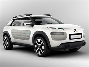 Citroën presenta el Cactus en el Salón de Frankfurt 2013