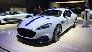 En China llega el primer Aston Martin eléctrico