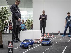 La Copa Audi de Conducción Autónoma ya tiene ganador