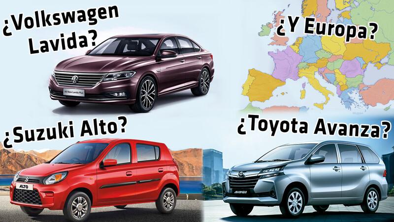 Datos y curiosidades alrededor de los automóviles más vendidos del mundo