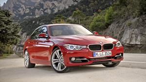 El BMW Serie 3 Sedán obtuvo 5 estrellas en las pruebas de choque