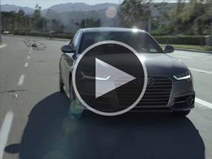 Campaña del Audi A6 nos demuestra que la tecnología no tiene por qué intimidar