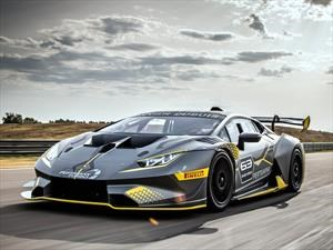 Lamborghini Huracán Super Trofeo EVO se presenta