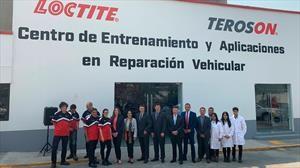 Henkel inaugura su primer centro de entrenamiento de reparación vehicular