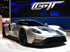 Ford GT 2017 consume gasolina igual que un Hummer H3