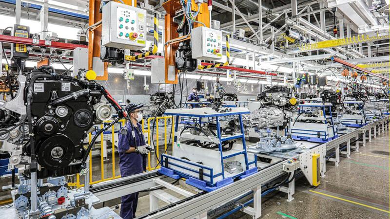 Ford Argentina suma tecnología LED en Pacheco