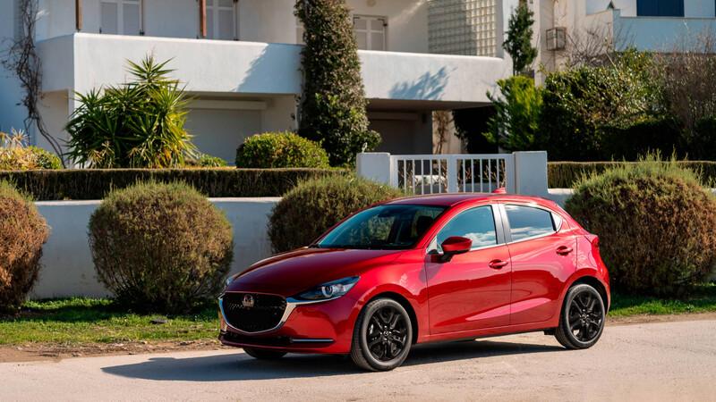 El Mazda2 se refresca para seguir vigente en 2021