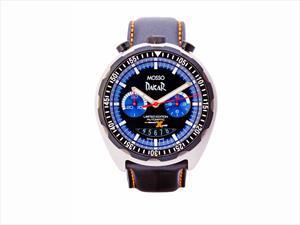 MOSSO presenta la cuarta versión del reloj Dakar New Dimension xRaid