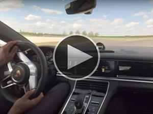 Subite al Porsche Panamera 4 E-Hybrid con este video de 360º
