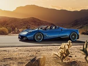Pagani Huayra Roadster: renovación de esta estirpe italiana
