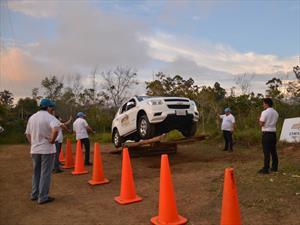 Se cumplió con éxito la Primera Aventura Chevrolet Trailblazer Santander Extremo