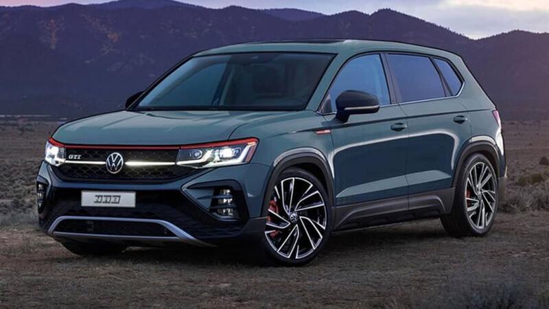 ¿Te gustaría un Volkswagen Taos GTI?