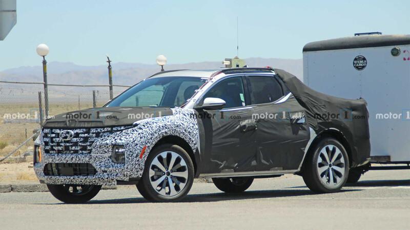 Hyundai Santa Cruz, así será la nueva pick up derivada del SUV Tucson