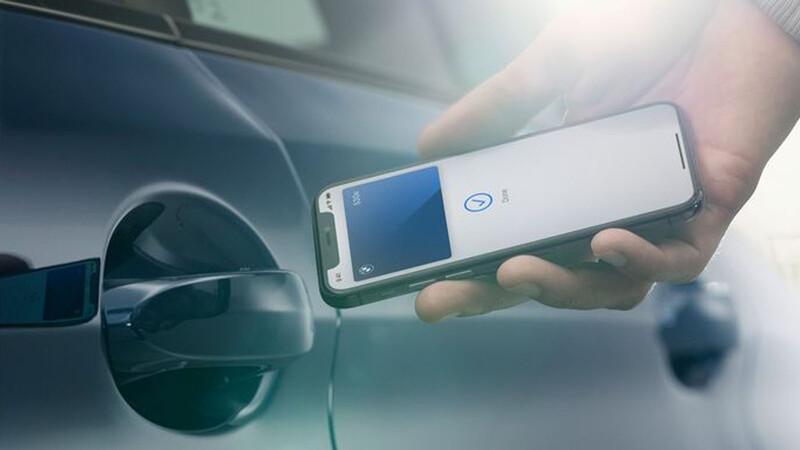 Samsung trabaja para reemplazar la llave física por una 100% digital
