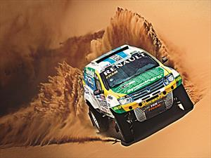 Renault Duster, protagonista del Rally Dakar 2015