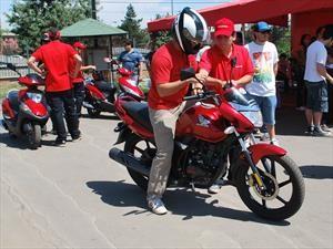 Vuelven los cursos de manejo seguro de Honda