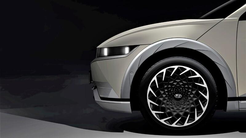 Hyundai ya muestra los detalles del Ioniq 5