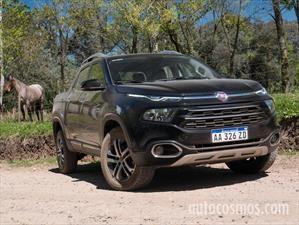 FIAT Toro manual a revisión