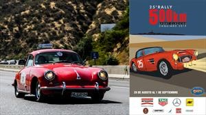 Rally 500 Kms Sport Clásicos a La Serena celebra 25 años