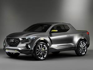 Hyundai Santa Cruz Crossover Truck saldrá a la venta en 2020