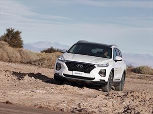 Probando la Hyundai Santa Fe 2019