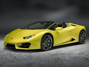 Lamborghini Huracán LP 580-2 Spyder, ahora en versión convertible