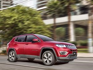Jeep Compass 2018 amplía su gama