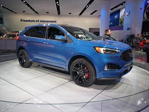 Ford Edge ST, la era de las SUVs
