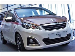 Nuevo Peugeot 108 2015: Descúbrelo