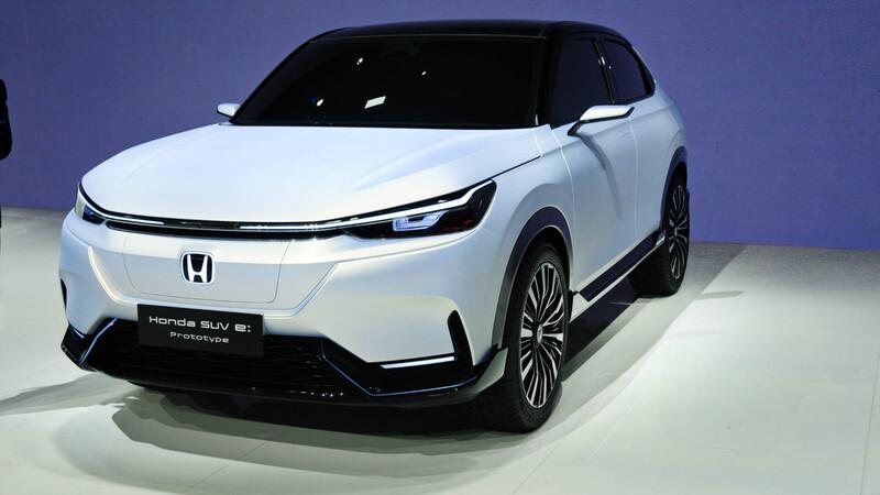 Honda SUV e:prototype, el primer paso del segundo modelo eléctrico salido de Tokio