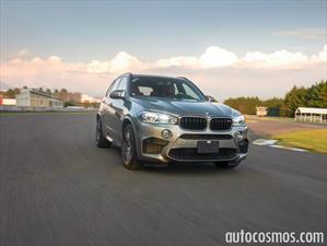 BMW X5 M 2015 a prueba