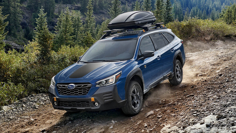 Subaru Outback Wilderness 2022 debuta