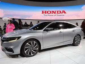 Honda Insight fue elegido como el Green Car of The Year 2018