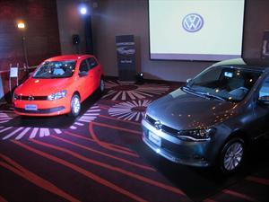 Volkswagen presenta los nuevos Gol y Voyage en Brasil