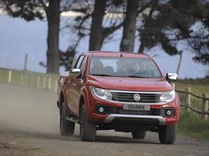 Fiat Fullback 2016: La nueva pick-up