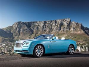 Rolls Royce Dawn 2017 en Chile, la elegancia del amanecer