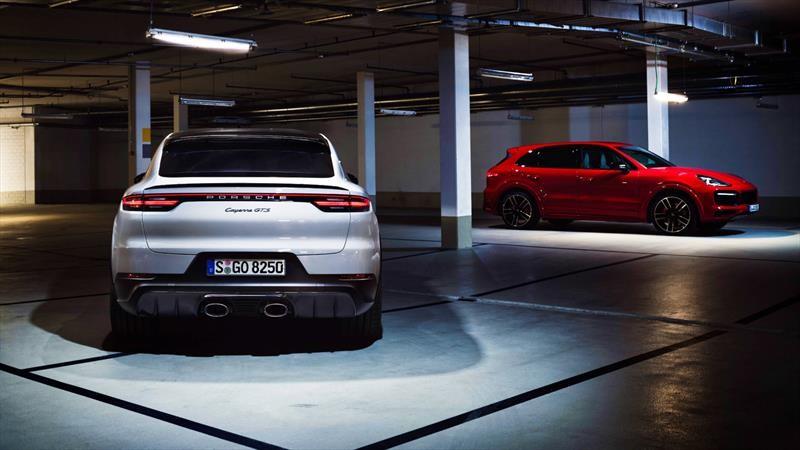 Porsche Cayenne GTS 2021, el regreso del poderoso V8