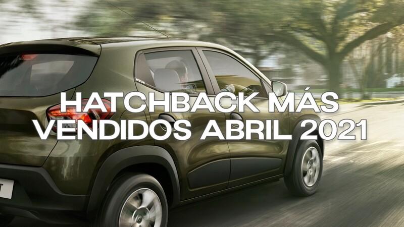 Top 20 - hatchback más vendidos en Colombia en abril de 2021