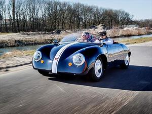 Carice MK1, combina lo mejor del Porsche 356  y un vehículo eléctrico