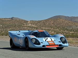 Porsche 917K de Pedro Rodíguez es restaurado