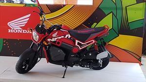 Llega a México la Honda Navi, un concepto diferente