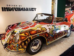 Porsche 356 Cabriolet de Janis Joplin subastado en $1.7 millones de dólares