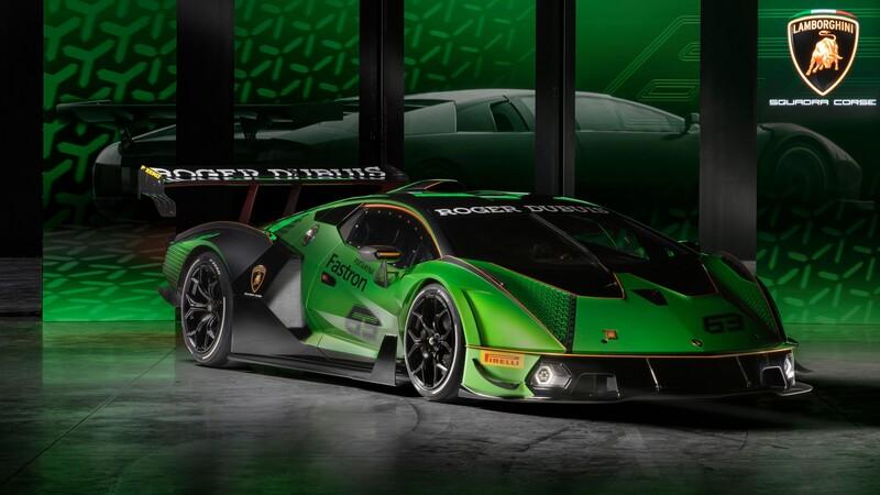 Essenza SCV12 es el super auto más poderoso en la historia de Lamborghini