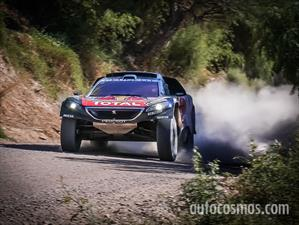 Peugeot gana el Rally Dakar 2016