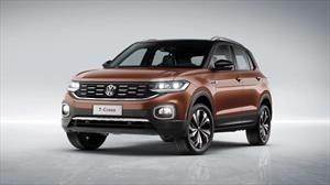 Volkswagen T-Cross 2019 se lanza oficialmente en Chile