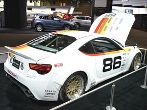Scion exhibe el SpeedHunters Maximum Attack FR-S