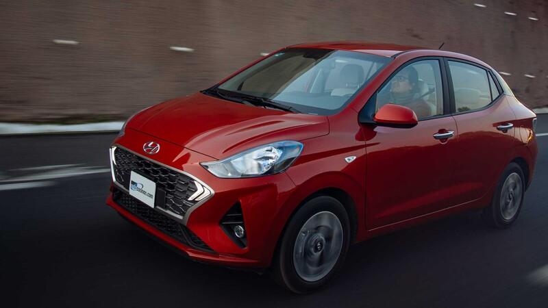 Hyundai Grand i10 Sedán 2021 a prueba, es lo mismo, pero no es igual